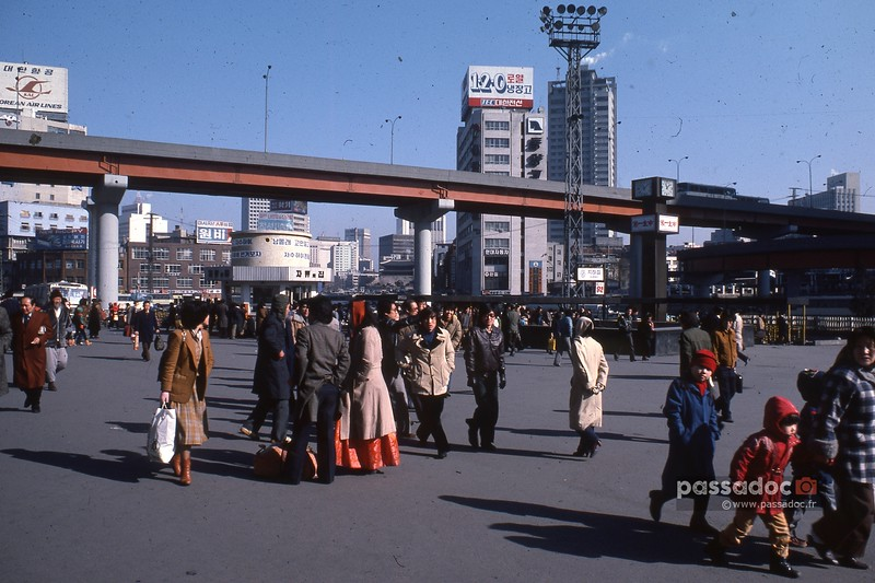 Centre-ville-Corée