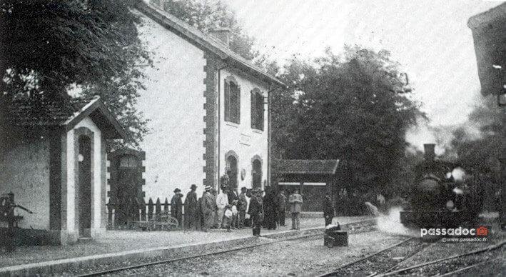 Gare Aups-Sillans
