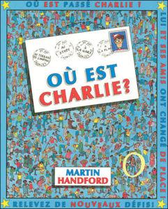 Couverture du livre Où est Charlie de MArtin Handford
