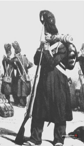 Soldat sous napoléon