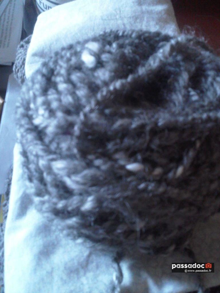 Pelote de laine - photo Claude Pluchard